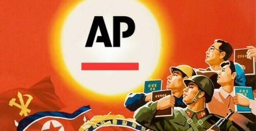 The Associated Press in North Korea: A Potemkin news bureau?