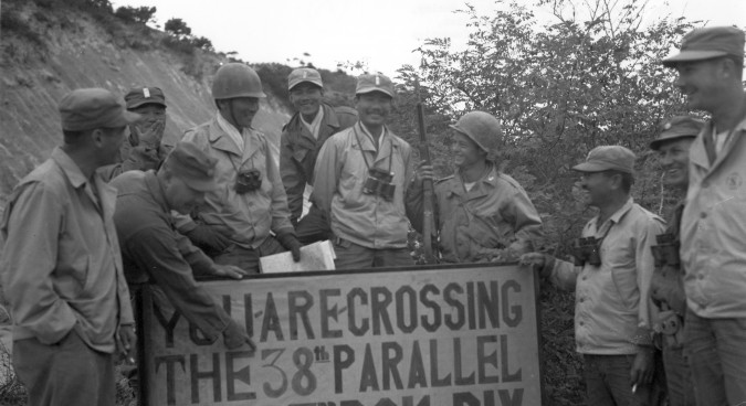 The U.S. and the 1945 Division of Korea