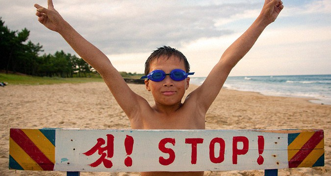 North Korea promotes beach holidays via domestic ad. campaign