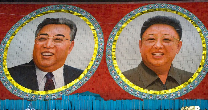 What was the biggest change in North Korea over the past 5 years?