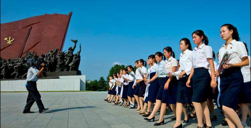 Give cultural engagement with North Korea a chance