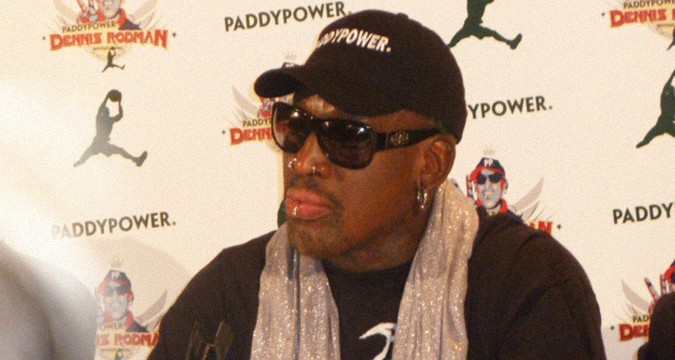 Paddy Power pulls out of Rodman North Korea NBA Event