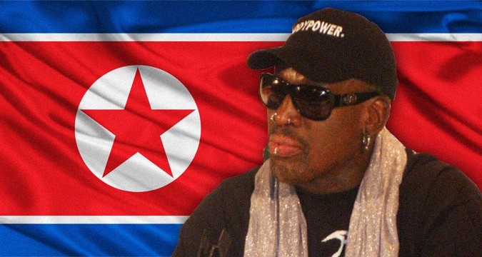 Why Rodman's trip to North Korea should be welcomed