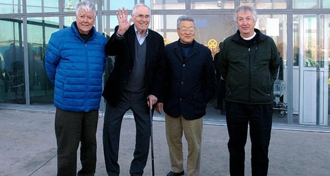 Gregg visits N. Korea, but not necessarily for Bae