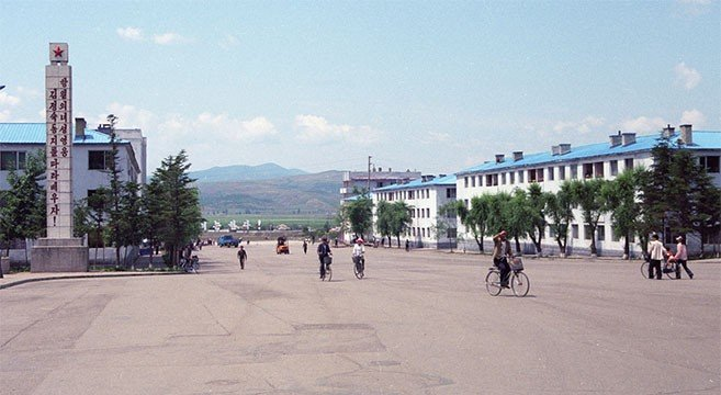 Life in a N. Korean town since the '90s famine