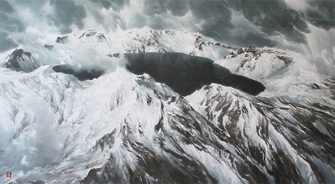 Interview: DPRK artists come to the UK for fine art exhibition