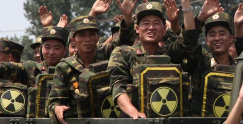 North Korean military parade: What the cameras didn't show you