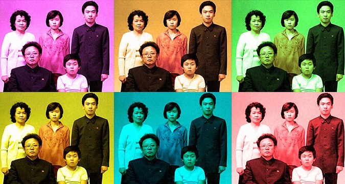 The family feuds of the Kim dynasty