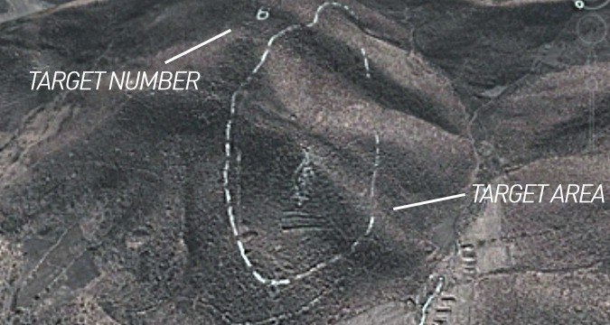 North Korea's drone and artillery test site, revealed