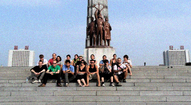 UPDATE: Tourist Visits to North Korea Via Dandong Suspended