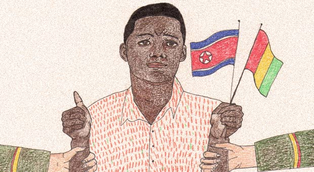 One African Man's North Korean Juche Adventure