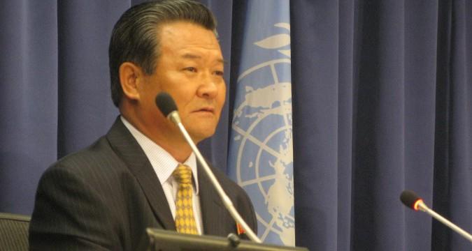 North Korean diplomats conduct rare media outreach campaign