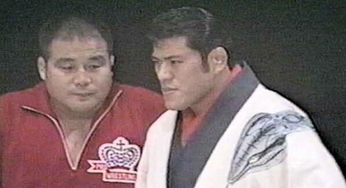 Ex-wrestler wants to help mend ties between N. Korea and Japan