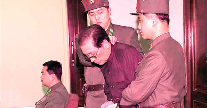 Jang Song Thaek executed over 'pleasure brigade' – Fujimoto