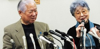 Yokotas recall 'dream-like' meeting with granddaughter