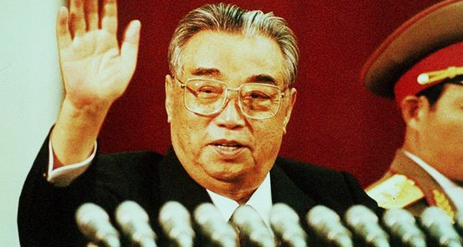 Kim Il Sung, in 1994, promised no nuclear weapons for N. Korea