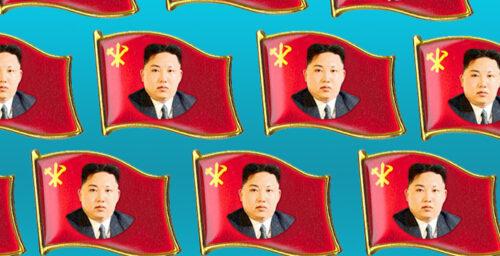 Behind the evolution of North Korea's leadership loyalty badges
