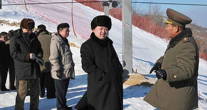 Western ski companies distance themselves from North Korea