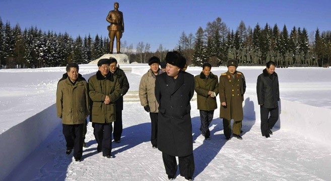 North Korean leader angry at terrapin farmers