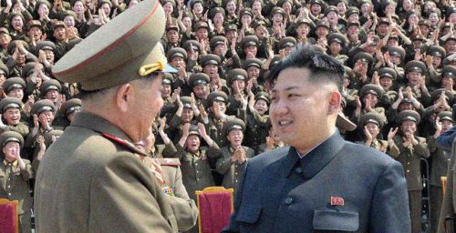 Information and Disinformation on the North Korean Political Scene