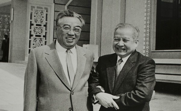 Remembering Sihanouk: Kim Il Sung's Cambodian Cold War Collaborator