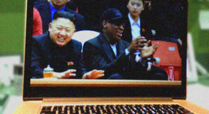 Dennis Rodman calls for release of American prisoner in N. Korea