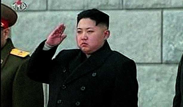 Kim Jong-un's January in North Korea
