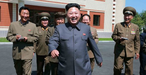 China invites Kim Jong Un to its own Victory Day