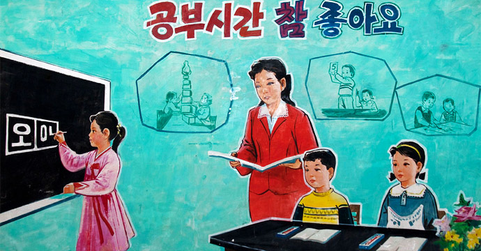What I learned from a North Korean education