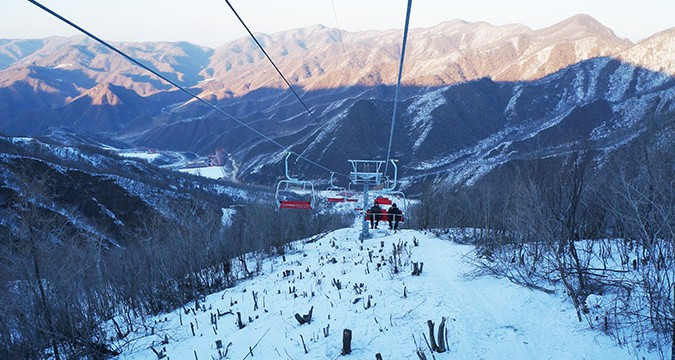 First look: North Korea's Masikryong Ski Resort