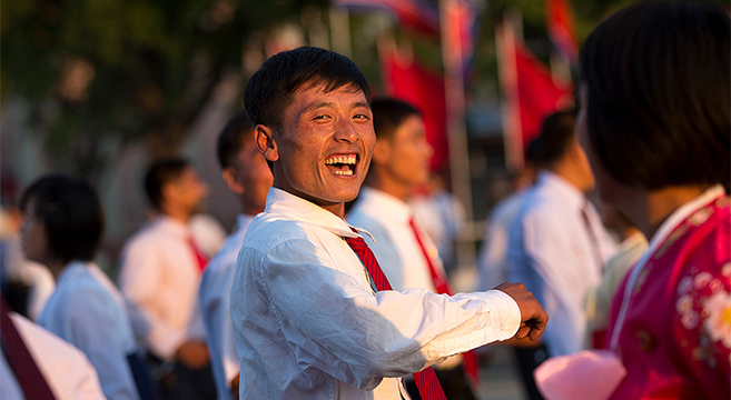 What do defectors miss most their lives in North Korea?