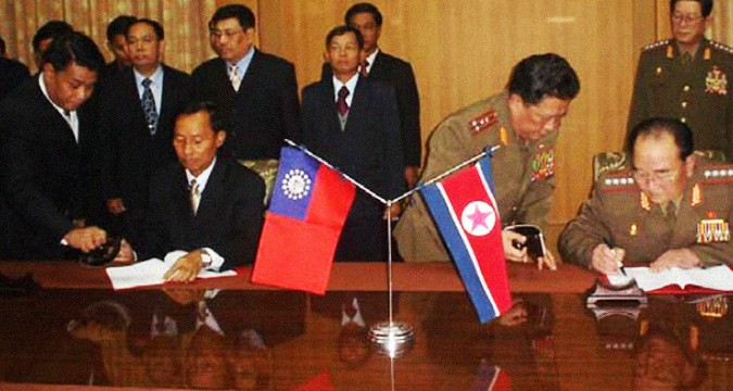 Is the Burma-North Korea relationship a thing of the past?