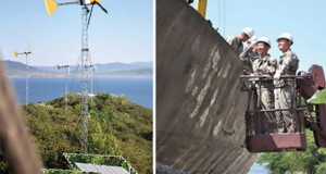 N. Korea adds wind, solar at Nampho