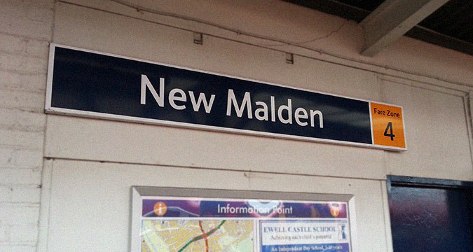 From North Korea to New Malden