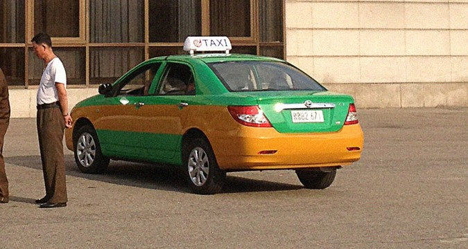 North Korea introduces fleet of 80 new Chinese-made taxicabs