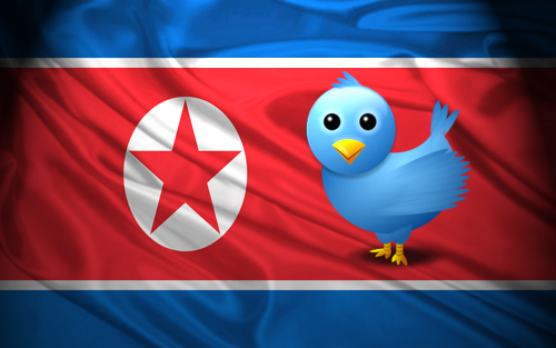 Top 25 Twitter & Weibo Users on North Korea