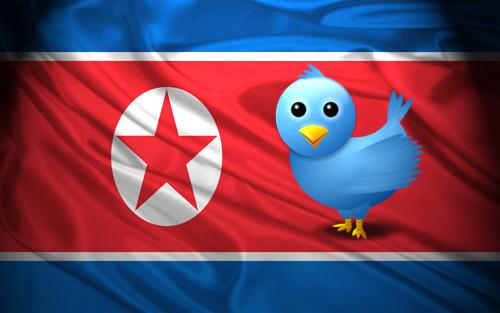 Top 25 Twitter & Weibo Users on North Korea