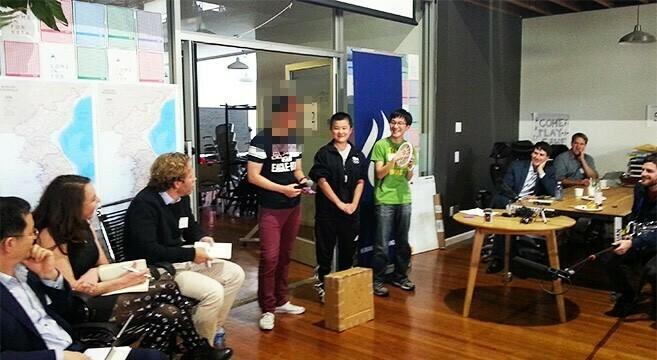 Satellite TV plan wins North Korea 'hackathon' event in San Francsico