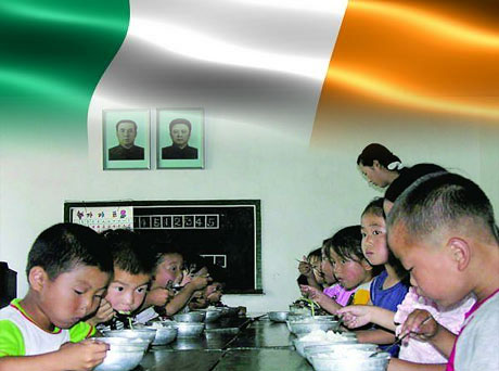 Famine & Unification: The Case of Ireland and North Korea