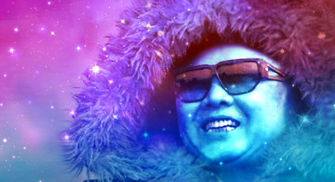North Korea Celebrates Kim Jong Il's Glorious Parka