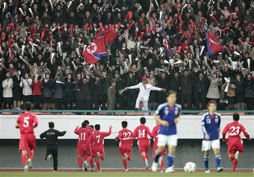 North Korea: Champions of the World (Part 2)