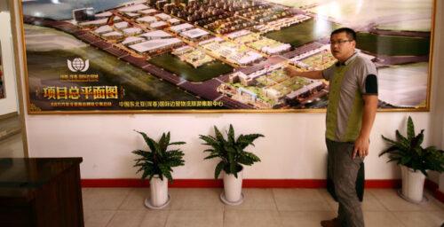 In border regions, Chinese traders see profit in N. Korea