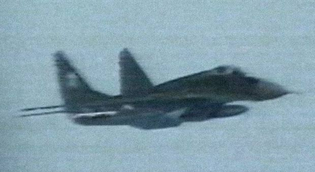 North Korea Increases Fighter Jet Activity