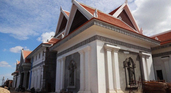 North Korea Spends $10 Million Building Museum in Cambodia