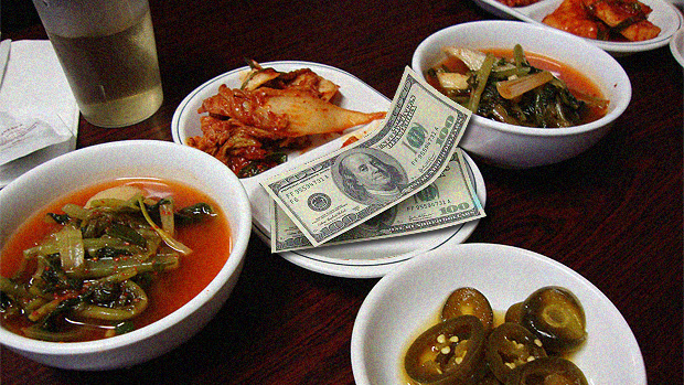 A Meal Fit For A Kim – NK's Overseas Disco-Diners