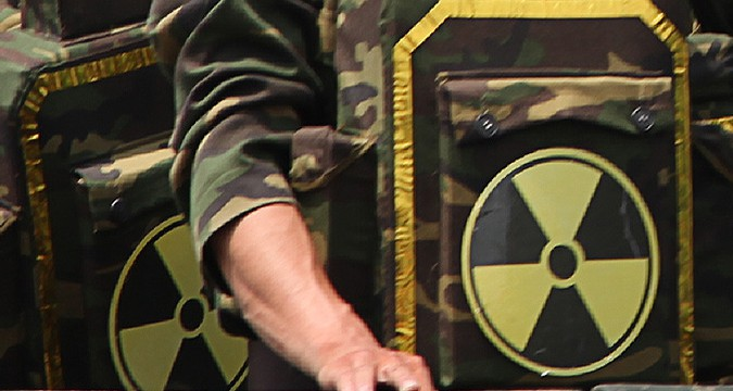 "North Korean nuclear backpacks likely ""stuffed with rags"""