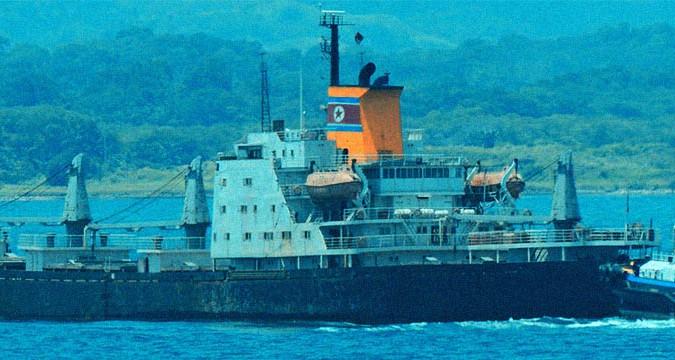 Panama wants 8 years for N. Korean vessel crew