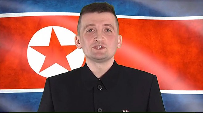 Michael Malice: Kim Jong Il's unofficial ghostwriter