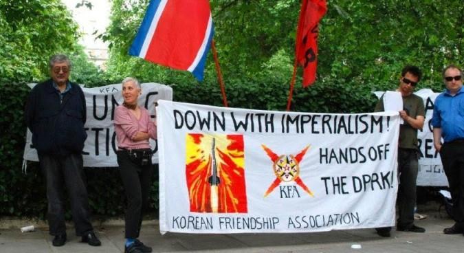 'Useful Idiots'? The curious case of Britain's pro-North Korean Community