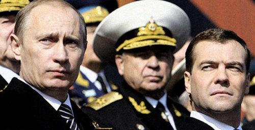 Putin and Pyongyang in 2012